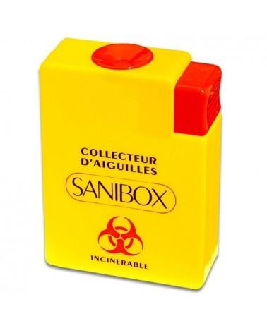 Collecteur d'aiguilles SANIBOX Mini 170ml