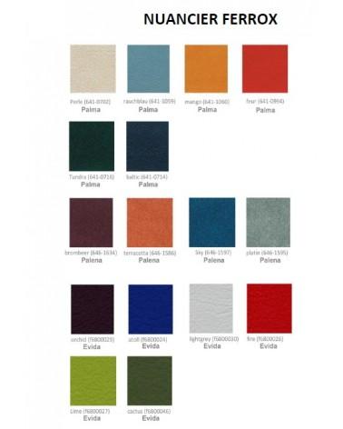 Table Picasso 4 plans /dossier et jambières proclive et déclive