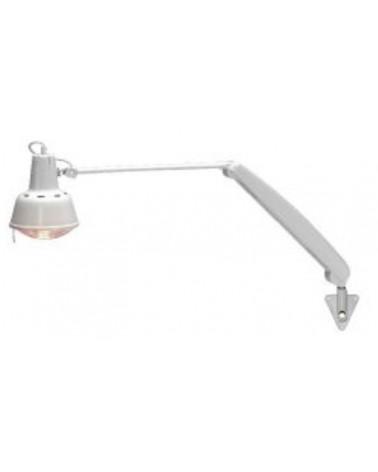 LAMPE IR250 PRO SUR PLATINE MURALE