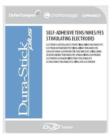 Dura-Stick Plus SNAP  rectangulaire 50 x 100 mm ( 2 snaps )