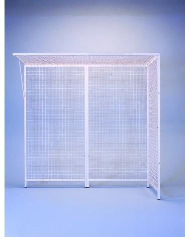 """Cages de pouliethérapie """"coin d'angle 4 panneaux"""""""