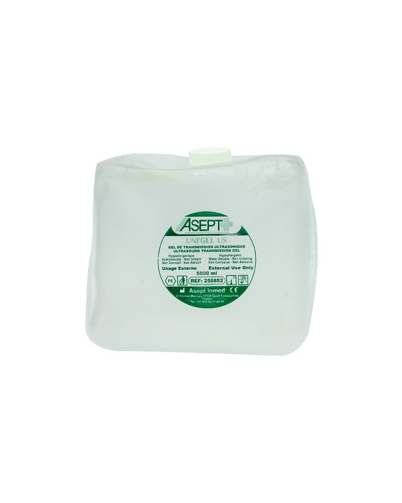 Gel ultrason 5 litres ( bidon souple )