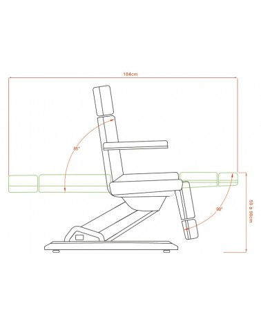 Fauteuil MEDIAL