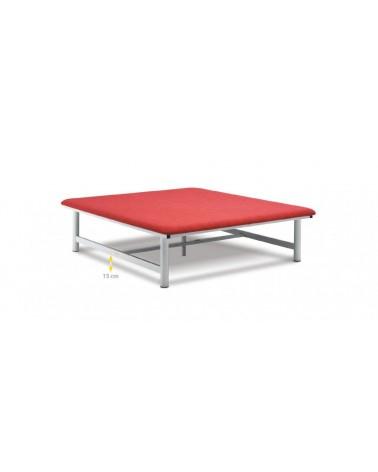 Table Bobath TIEPOLO PRO fixe  200x200x50