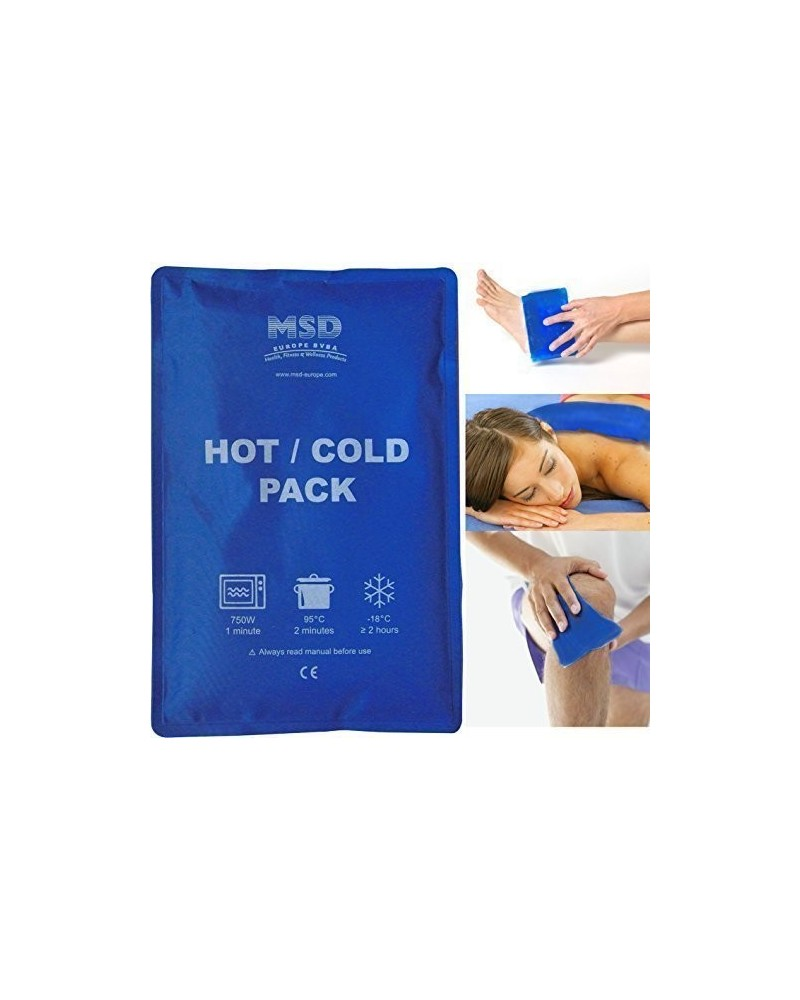 Compresses Msd Pack Hot/Cold  Small