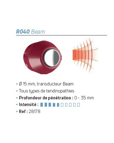 Transducteur D-Actor® R04 0 Beam