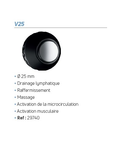 Transducteur V-Actor® V25