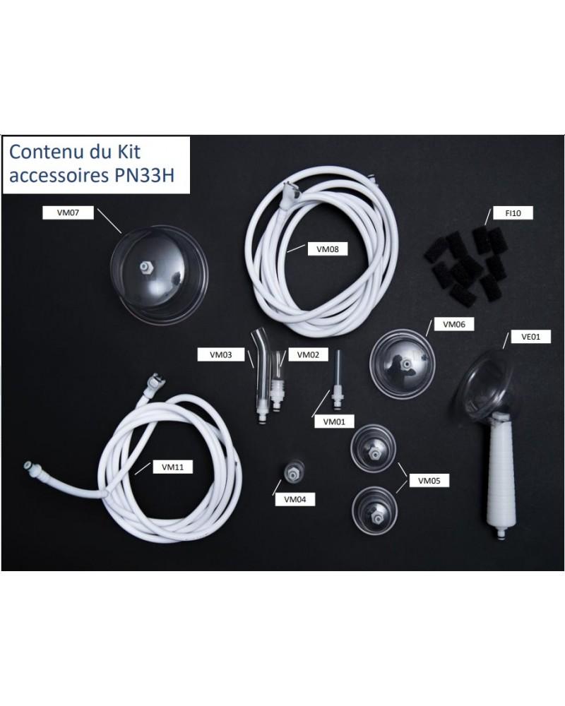 Kit  accessoires pour TV 10 ou TV 20