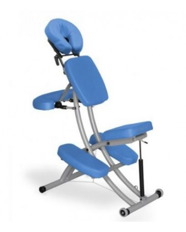 Chaise de massage Alu
