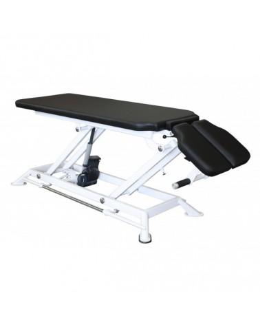 Table osteo 2 plans proclive / déclive  + tetiere